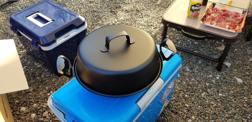 ベルモント H-027 鉄製燻製鍋