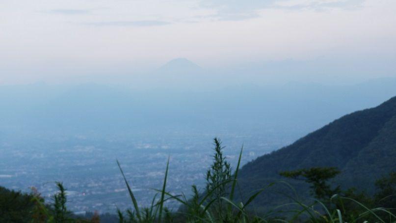 ほったらかしキャンプ場 富士山
