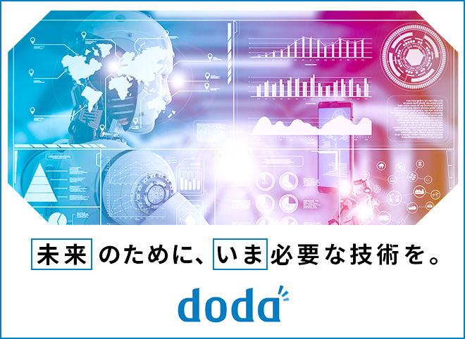 dodaのバナー画像