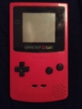 Game Boy Color (pink)