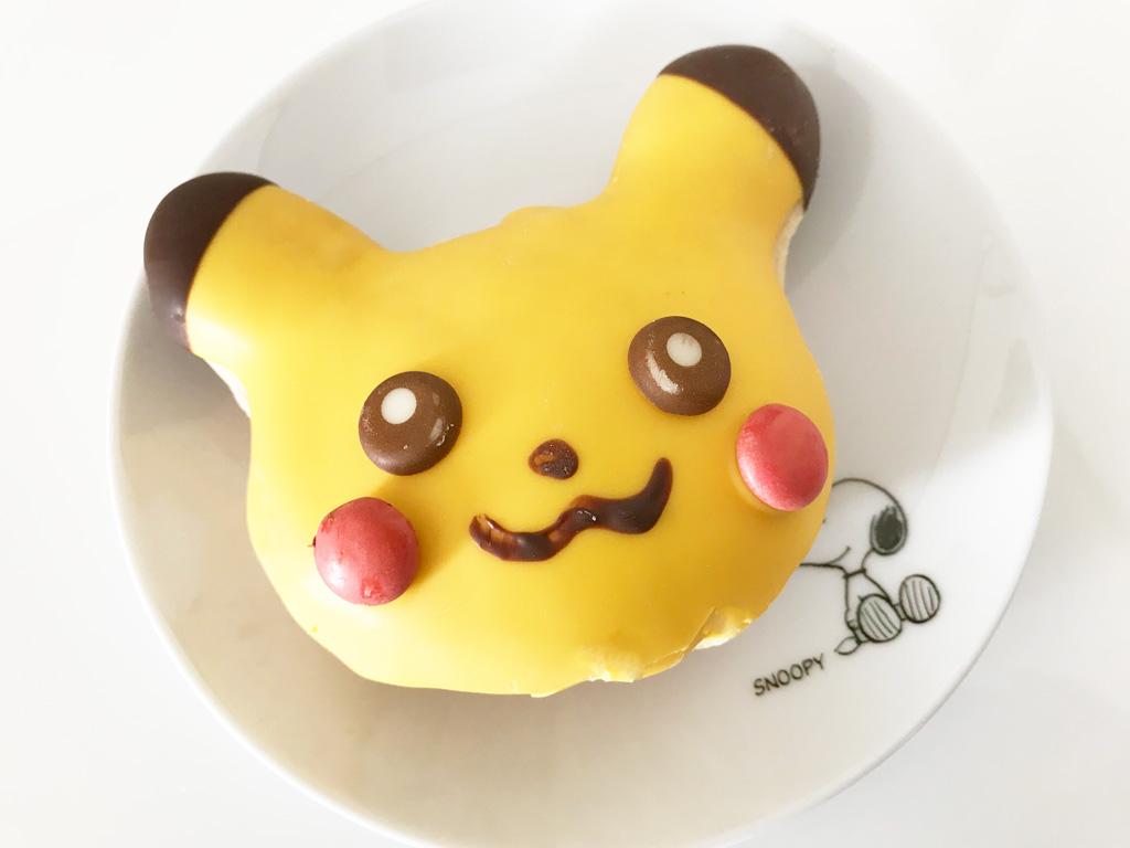 ポケモンドーナツ1