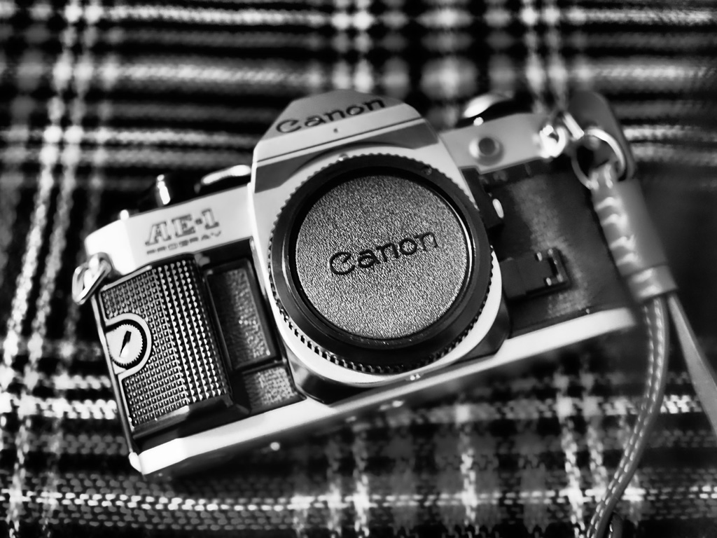 Canon AE-1 PROGRAM_1