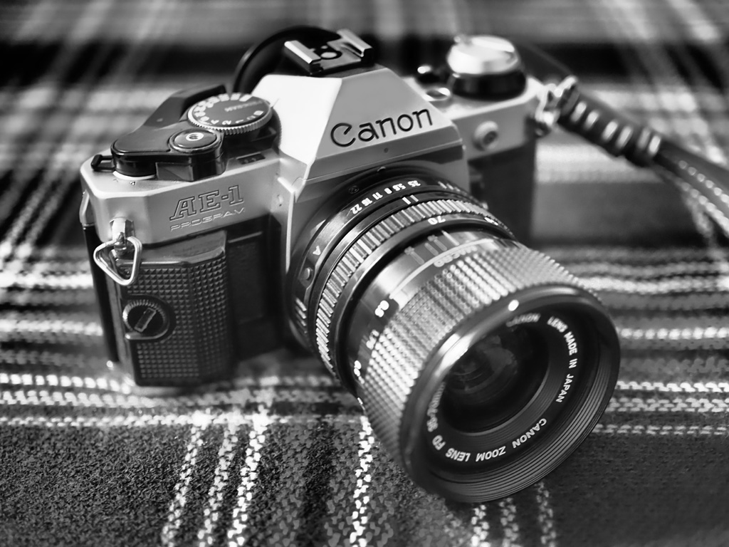 Canon AE-1 PROGRAM_2