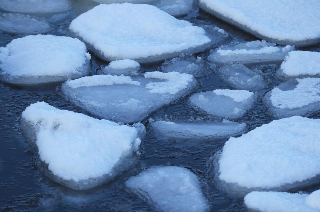 流氷の風景11