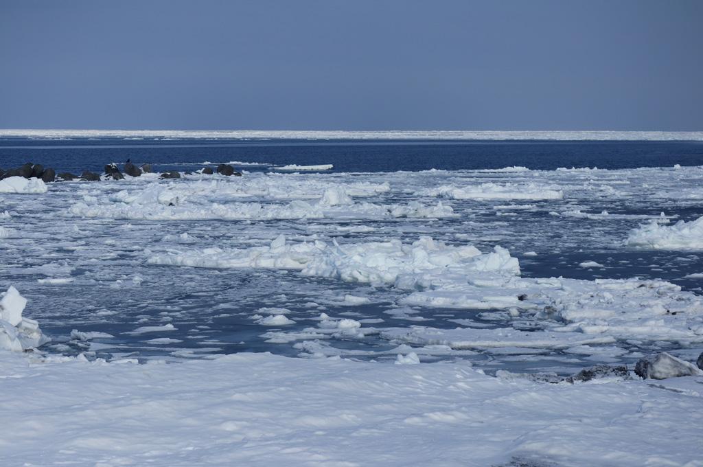 流氷の風景3