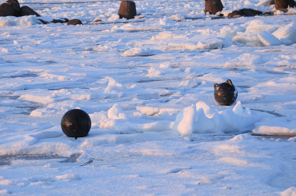 流氷の風景5