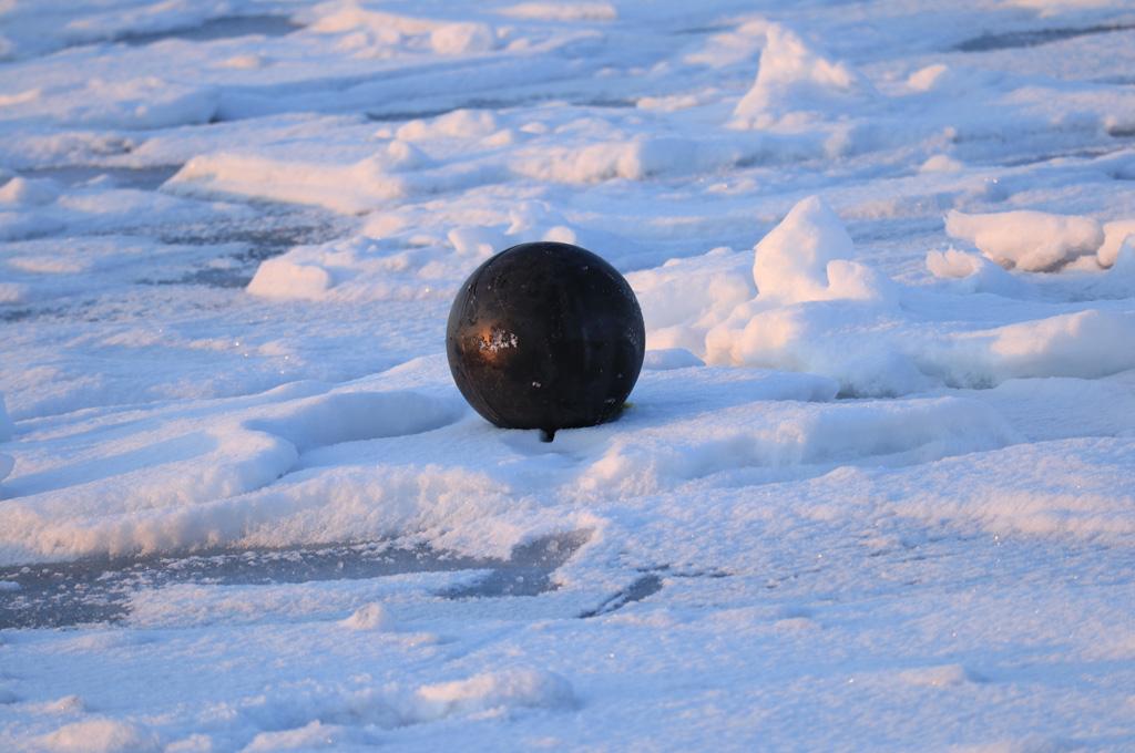 流氷の風景6