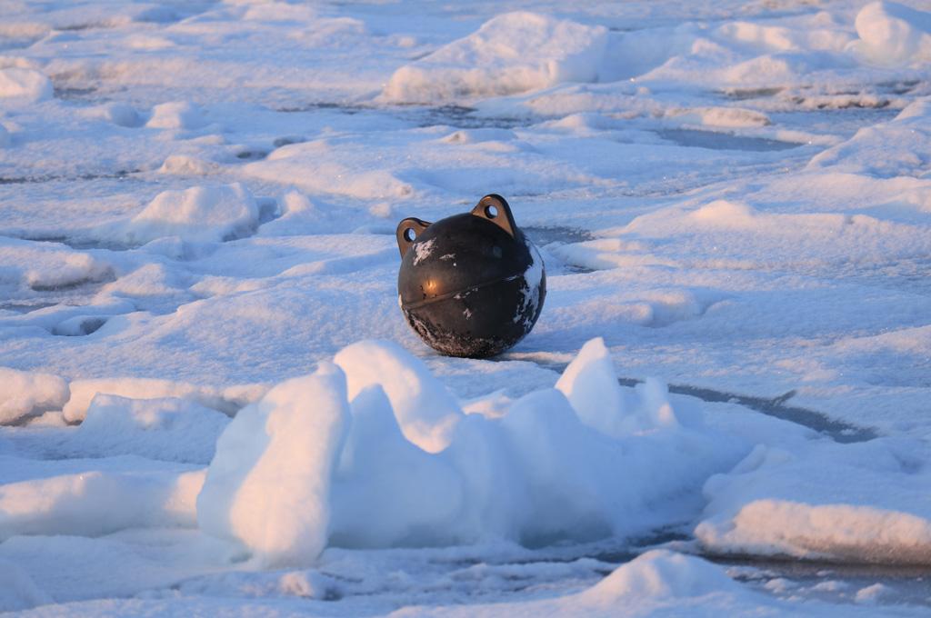 流氷の風景8