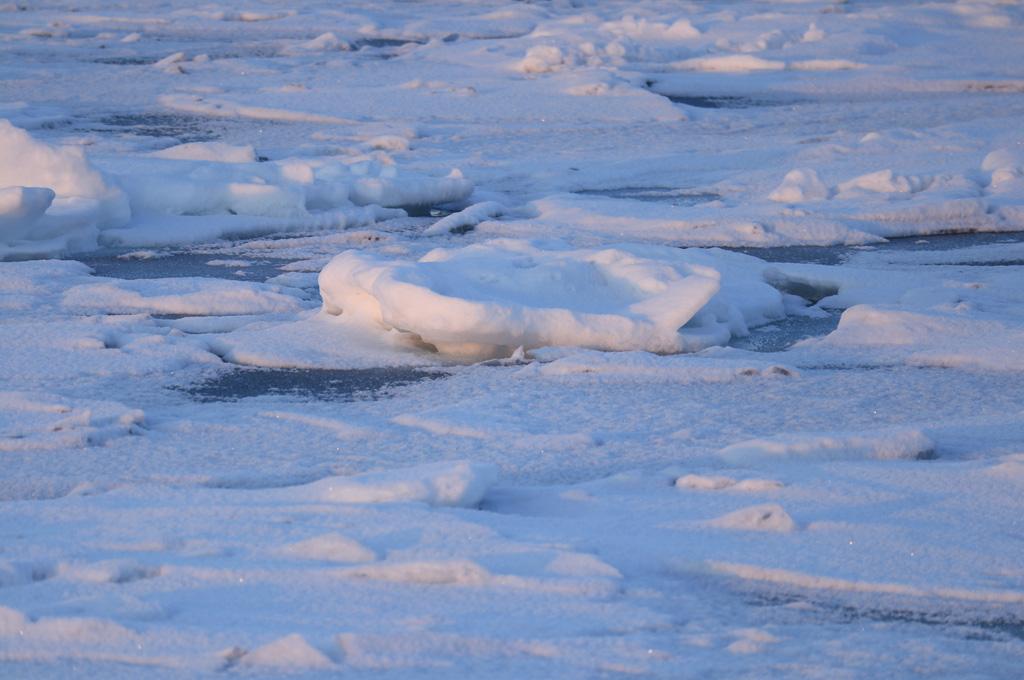 流氷の風景7