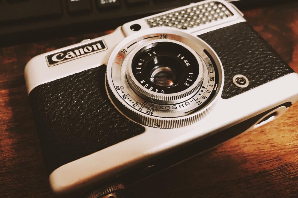 Canon Demi