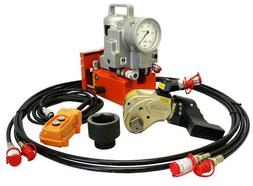 油圧トルクレンチ・油圧ポンプセット - 日本プララド