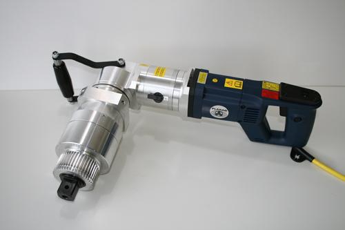 PLARAD 電動トルクレンチL型(ナットランナー)