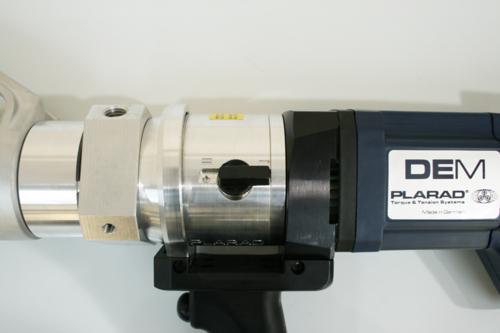 PLARADナットランナー(マニュアル型)