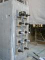 [ボルトテンショナー][油圧テンショナー][締付けトルク管理工具][大型ボルト締め工具][M42大型ボルト締め付け][日本プララド]ボルトテンショナーでM42ボルト締め|日本プララド