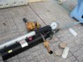 [ボルトテンショナー][油圧テンショナー][油圧ハンドポンプ]高圧油圧ハンドポンプ