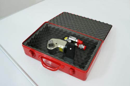 PLARAD 油圧トルクレンチの専用収納ケース