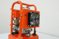 [油圧ポンプ][電動油圧ポンプ][高圧ポンプ][日本プララド][PE100CF-5][油圧トルクレンチ]電動油圧ポンプPE100CF-5 (70MPa)日本プララド