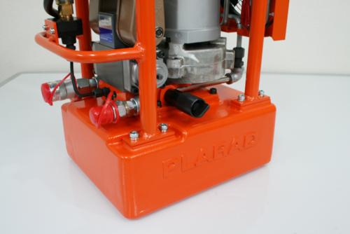 電動油圧ポンプ70Mpa