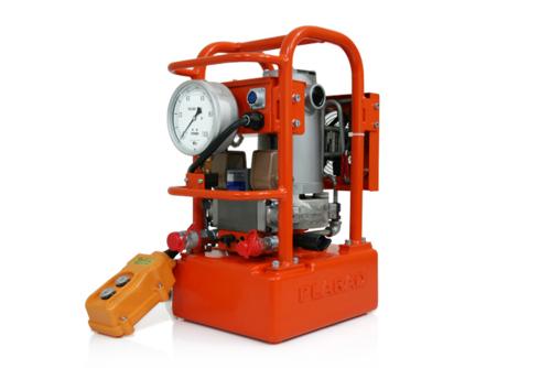 PLARAD油圧ポンプPE100CF-5 (70MPa仕様)