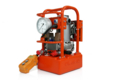 [油圧ポンプ][電動油圧ポンプ][高圧ポンプ][PE100CF-5][油圧トルクレンチ][日本プララド]PLARAD油圧ポンプPE100CF-5 (70MPa仕様)