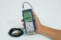 [超音波軸力計][超音波ボルト軸力計][超音波軸力測定][ボルト軸力][日本プララド][軸力計ECM-1]超音波ボルト軸力計 Echometer