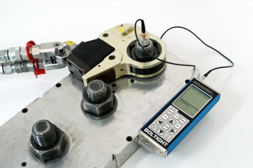 超音波ボルト軸力測定 ボルトエンジニア