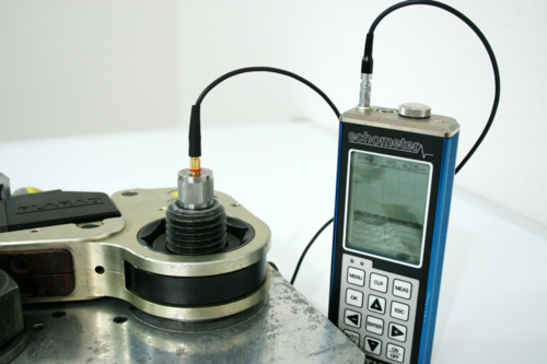 超音波ボルト軸力計 Echometer ECM-1