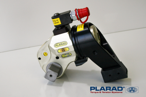 油圧トルクレンチ単動型 Pet210SC 最大締付けトルク2100Nm