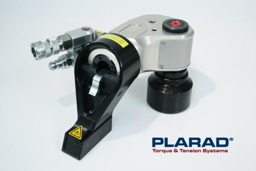 PLARAD油圧トルクレンチ締付け方向