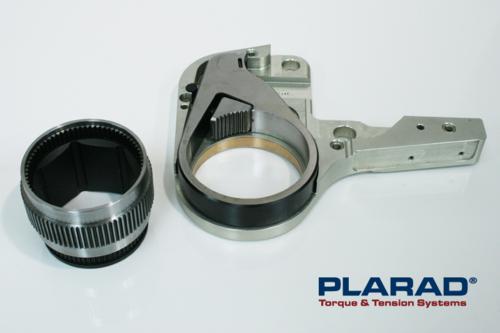 PLARAD 油圧トルクレンチVS型 ラチェット