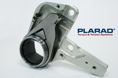 油圧トルクレンチ HSXラチェット内部:日本プララド