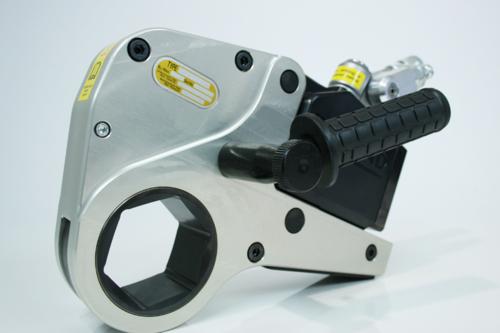 油圧レンチ VS型:最大トルク12000Nm:日本プララド