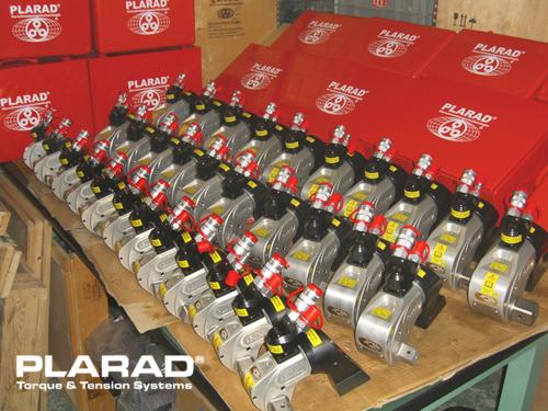 油圧トルクレンチSC型:日本プララド
