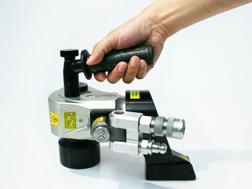 油圧パワーレンチ 安全ハンドル装備:日本プララド