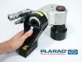 [油圧トルクレンチ][油圧レンチ][パワーレンチ][PLARAD][油圧レンチSC型][大型ボルト締め]油圧トルクレンチのワンタッチ反力フック