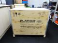 [油圧トルクレンチ][油圧レンチ][PLARAD]大型油圧トルクレンチ用の梱包木箱