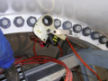[油圧トルクレンチ][油圧レンチ][ウインドタービン][風力タービン][トルク管理工具][大型ボルト締め][フランジボルト]風力発電のタワーフランジ・プララド油圧トルクレンチ