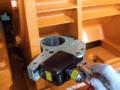 [油圧トルクレンチ][油圧レンチ][日本プララド]プララド油圧レンチ センターホール型