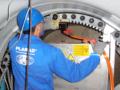 [油圧トルクレンチ][油圧レンチ][風力発電][ウインドタービン][風力タービン][大型ボルト締め]プララド油圧トルクレンチで風力発電ボルト締めメンテ