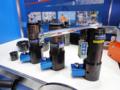 [ボルトテンショナー][油圧テンショナー][大型ボルト締め]国際風力発電展にてプララド・ボルトテンショナー