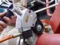 [油圧トルクレンチ][油圧レンチ][締付けトルク4200Nm][日本プララド][パワーレンチ][PLARAD][油圧レンチCH型][大型ボルト締め]PLARAD 油圧トルクレンチでフランジ締付けトルク4200Nm