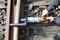 線路の枕木ボルト締め コードレス電動トルクレンチ - 日本プララド