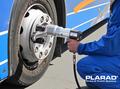 [大型トラック][ホイールナット締付け][トルクレンチ1000Nm][締付けトルク600Nm][大型トルクレンチ][エアートルクレンチ][日本プララド][PLARAD]大型トラック,バスのホイールナット締付600Nm -PLARADエアートルクレンチ