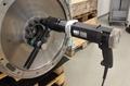 [電動トルクレンチ][電動レンチ][電動レンチ反力受け][締付けトルク1000Nm][トルク管理工具][日本プララド][大型ボルト締め]電動トルクレンチのスライド反力受け-日本プララド