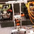 [線路枕木ボルト][レールのボルト締め][線路のボルト締め][トルクレンチ2000Nm][トルクレンチ3000Nm][コードレス電動レンチ][日本プララド][電動トルクレンチ][トルク管理工具]鉄道 線路の枕木ボルト締め。コードレス電動トルクレンチ 3000Nm