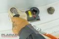 [油圧トルクレンチ][油圧レンチ][油圧レンチメーカー][日本プララド][油圧パワーレンチ][トルクレンチ2000Nm][トルクレンチ3000Nm][大型ボルト締め工具][風力発電のボルト締め]風力発電ボルト締め工具 - 油圧トルクレンチ トルク3200Nm 日本プララド