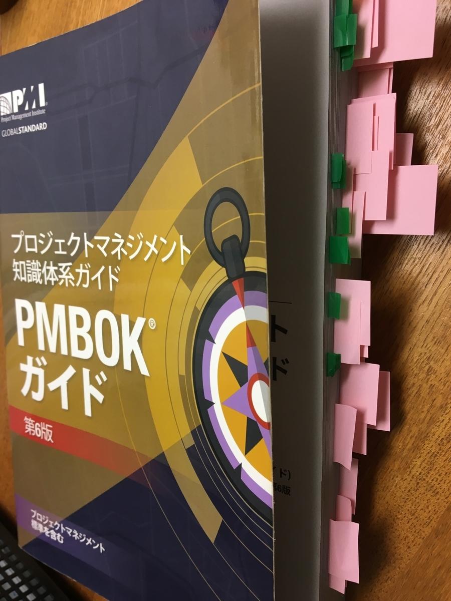 PMBOKガイド第6版