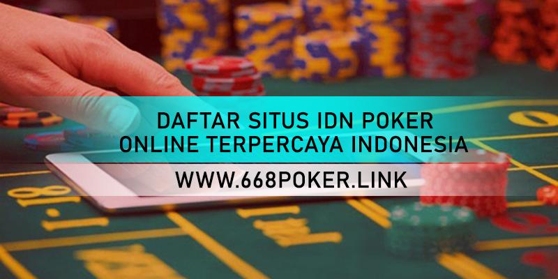 XL IDN POKER ONLINE TERPERCAYA INDONESIA 2020