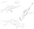 銃落描き(2010)