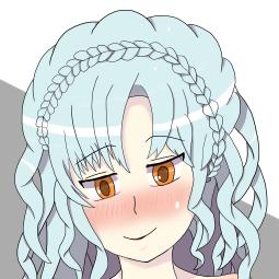 ウチ姫 ウチ姫ファンアート クィーン・マリー ウチの姫さまがいちばんカワイイ 我家公主最可愛 illust